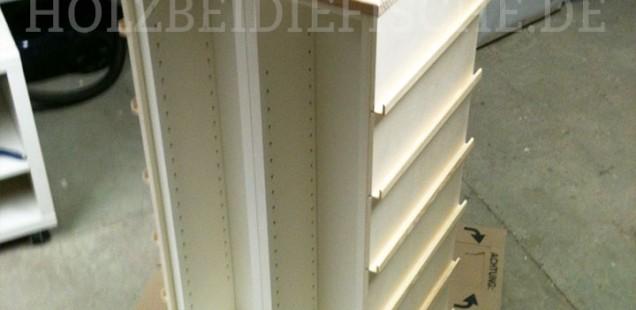 projekt cd regal teil 02. Black Bedroom Furniture Sets. Home Design Ideas