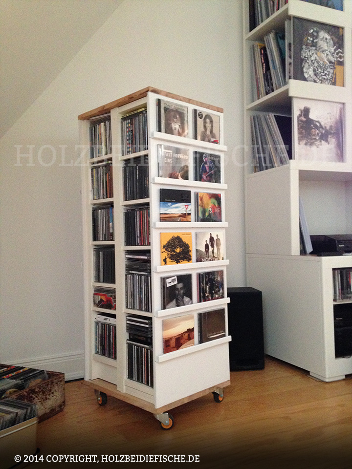 projekt cd regal teil 03 fertig. Black Bedroom Furniture Sets. Home Design Ideas