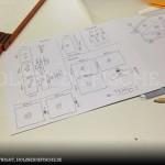 Wickeltischauflage Bauplan