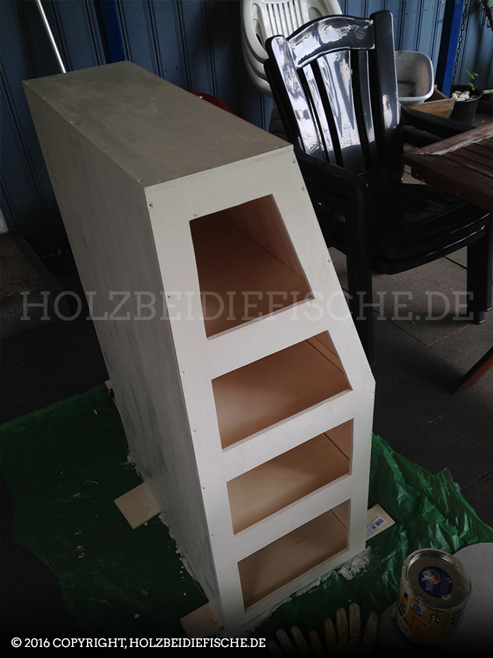 selbstgebauter schrank f r vw bus t5. Black Bedroom Furniture Sets. Home Design Ideas