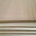Pappel-Sperrholzplatten für das Projekt